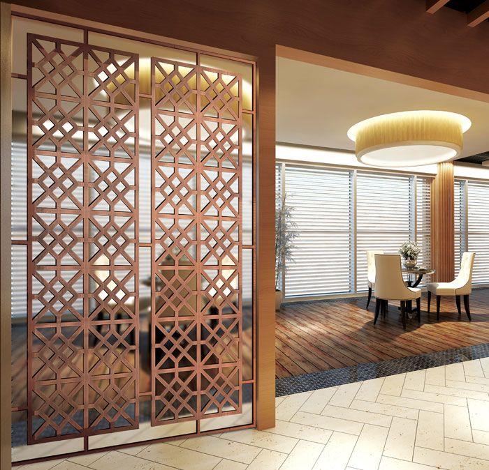 งานเหล็กั้นห้องสวยๆค่ะ  ติดต่อ line : signdd ค่าาาาาาาา.    Decoration effect of laser cut screens.