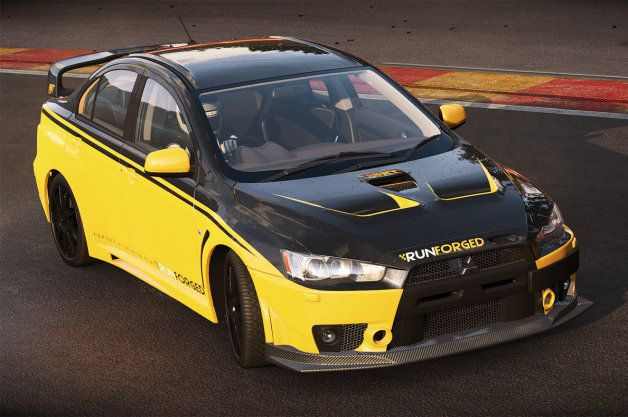 This is a rendering from Project CARS, possibly the Mona Lisa of racing games [w/video]. http://aol.it/1gl2IYh