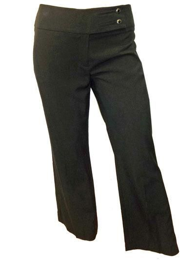 Now available on super-cool-gifts! Ladies Ex M&S Bla... Always free UK P&P  http://supercoolgifts.myshopify.com/products/ladies-ex-m-s-black-trousers-8-10-14-16-18-20-short-regular-length-bootcut?utm_campaign=social_autopilot&utm_source=pin&utm_medium=pin #savemoney #bargainshopper #onabudget