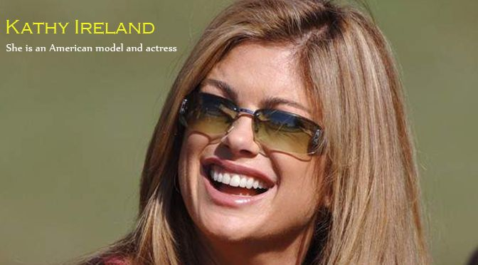 39 Things You Don't Know About Kathy Ireland - Zntent.com | Celebrity Photo, Video & Award info http://zntent.com/39-things-you-dont-know-about-kathy-ireland/