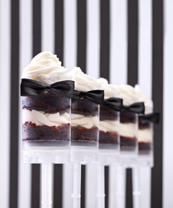 Recette Push cakes tuto chocolat