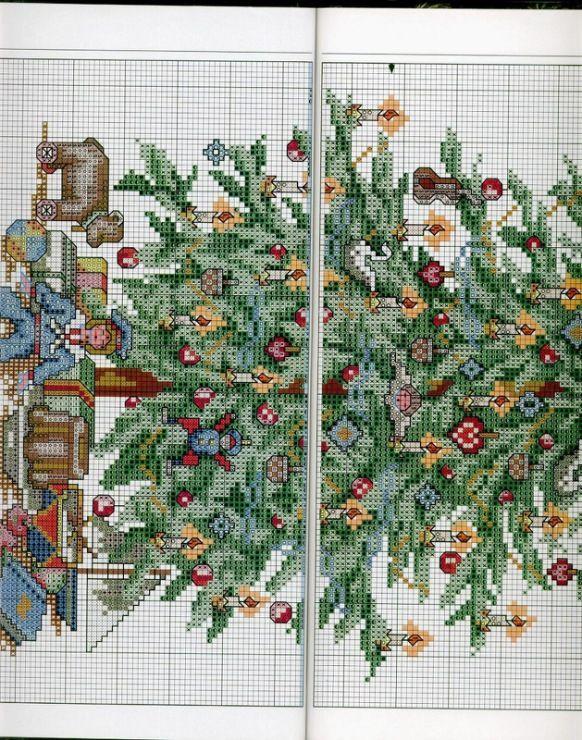 Gallery.ru / Фото #50 - 13 - CHRISTMAS TREE BOOK - KIM-2
