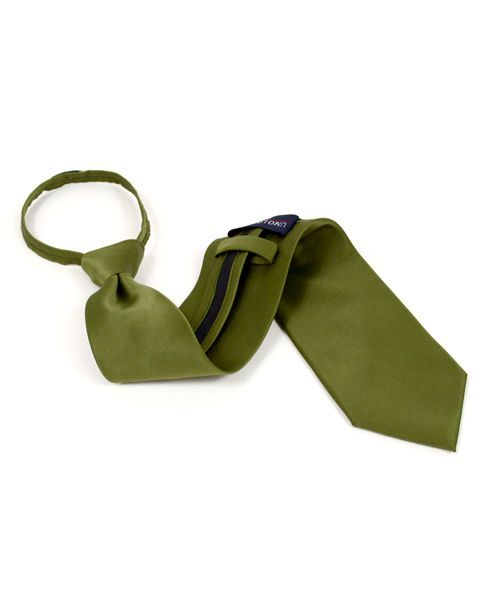 "Poly Solid Zipper Tie PSZ1301. Product Description:  Our solid poly zipper ties combine the look of a traditional solid tie with the ease and convenience of a zipper tie. Poly Zipper Tie. Pre-tied. 100% polyester. 20.5"" long and 3.25"" wide. includes tie hangers. Imported."