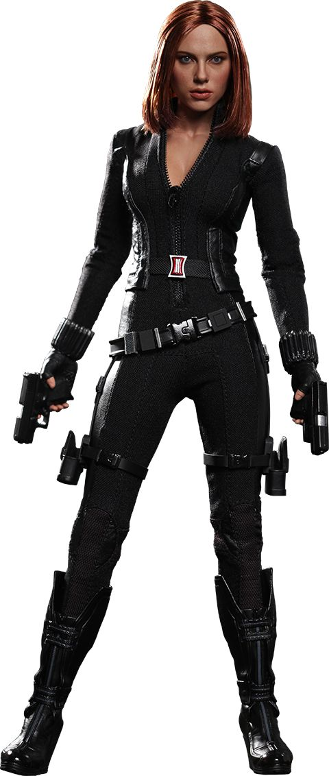 Hot Toys Black Widow Sixth Scale Figure  To pre-order and see more pics...just click on the picture links!