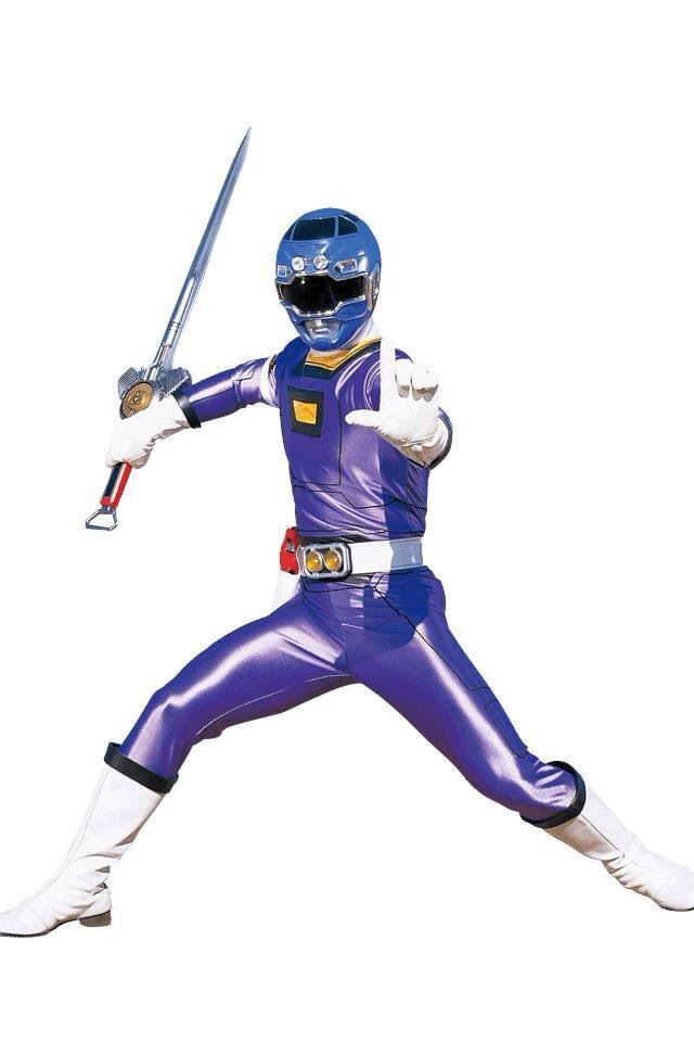 Power Rangers Turbo - Blue Ranger