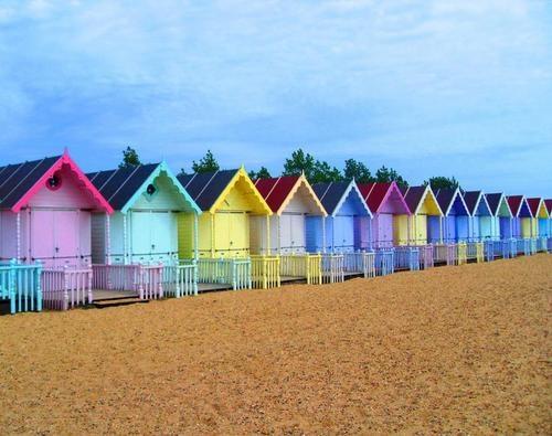 Essex Beach, England