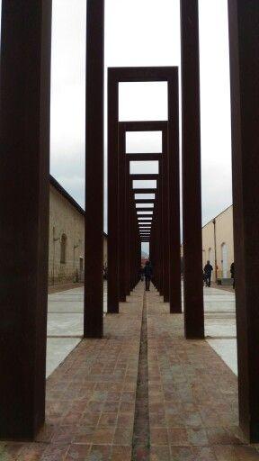 Entrance. #cittadellascienza #naples