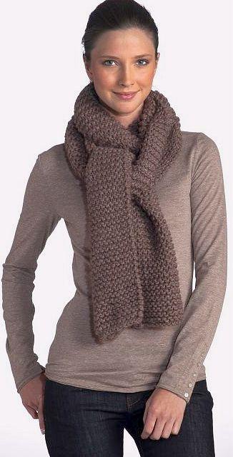 17 meilleures images propos de mode echarpes sur pinterest charpe tube tricot et crochet - Echarpe grosse maille femme ...