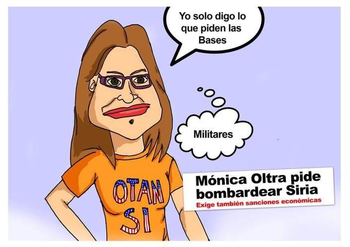 """CNA: Mónica Oltra - De la prostitución """"libre"""" al sionismo bueno, pasando por el otanismo"""