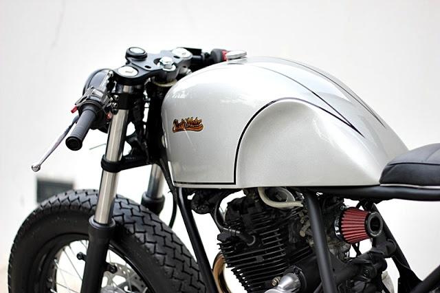 Yamaha Scorpio 225 2006 by Studio Motor