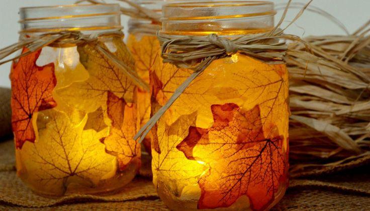 7 Υπέροχα και Οικονομικά Φθινοπωρινά Διακοσμητικά που Μπορείτε να Φτιάξετε Μόνοι Σας
