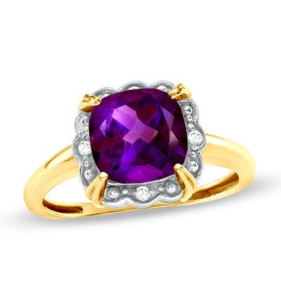 1000 Images About February Birthstone Amethyst Jewelry