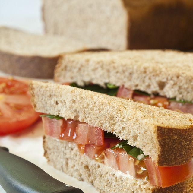Honey Whole Wheat Bread | Recipes | Pinterest