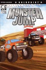 Steck-Vaughn BOLDPRINT Graphic Novels Leveled Reader 6pk Monster Jump