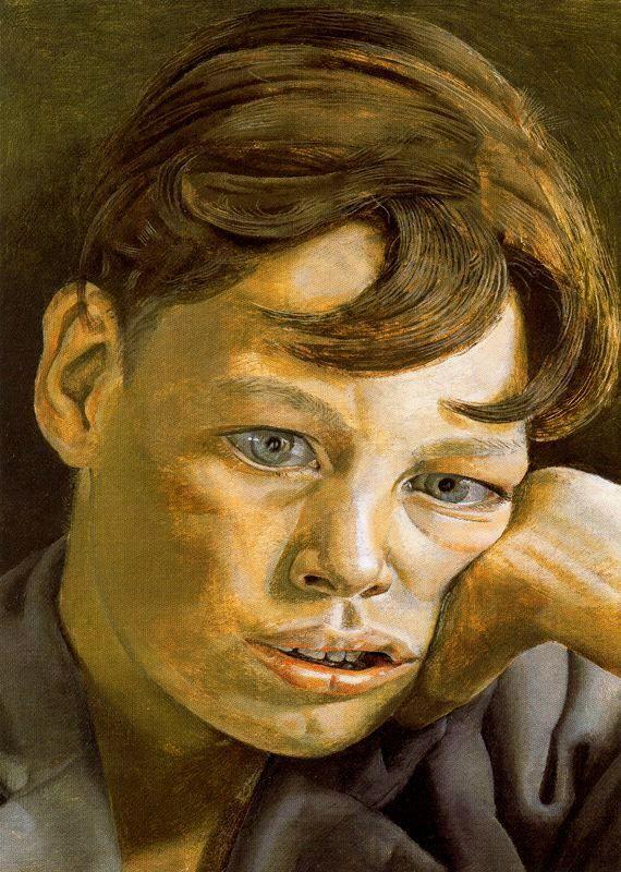 «Cosa chiedo a un dipinto? Gli chiedo di stupire, disturbare, sedurre, convincere.» Lucian Freud