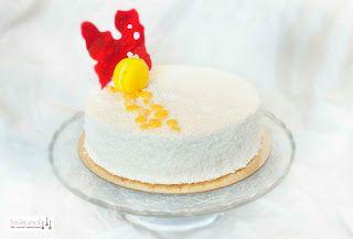 Lemon & Raspberry cake