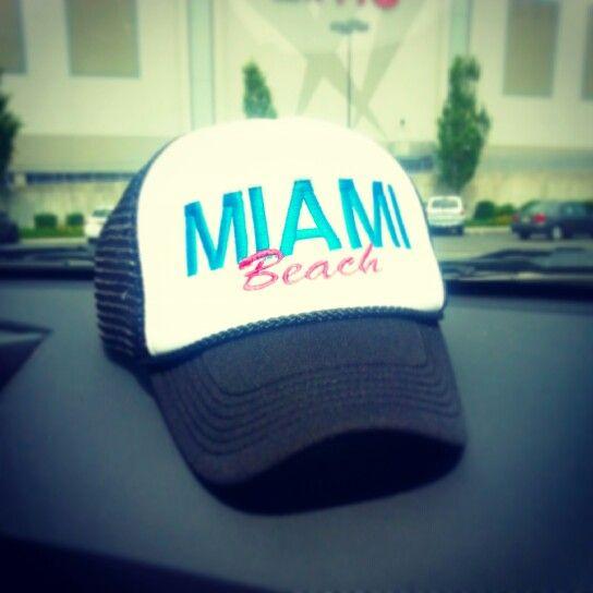 Miami Beach summer vibe!