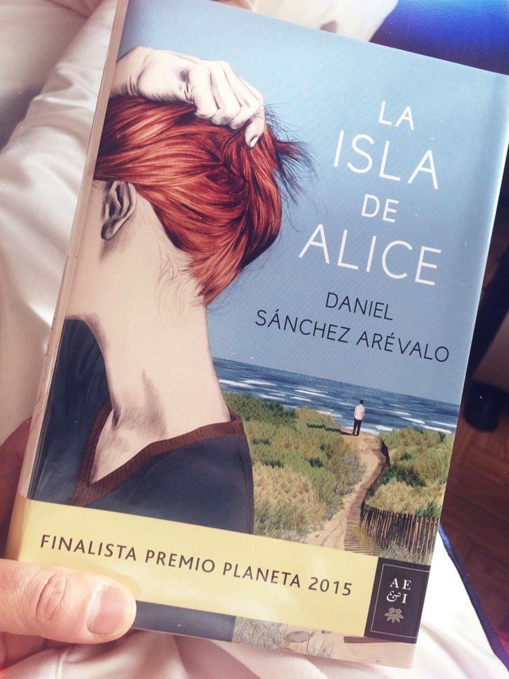 La isla de Alice. Daniel Sánchez Arévalo. 2015
