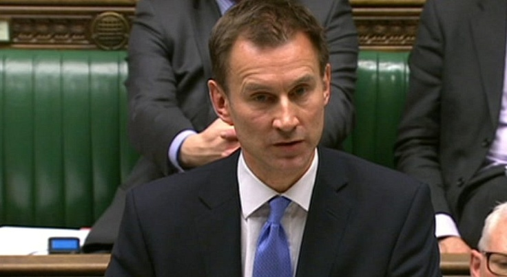 Social care: Jeremy Hunt's plans aim to bring 'greater peace of mind'