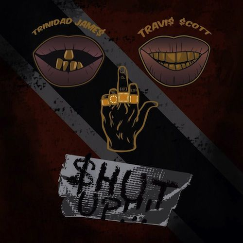 Trinidad Kames links up with Hustle Gang/G.O.O.D. Music artist Travi$ Scots for his new single 'Shut Up'.