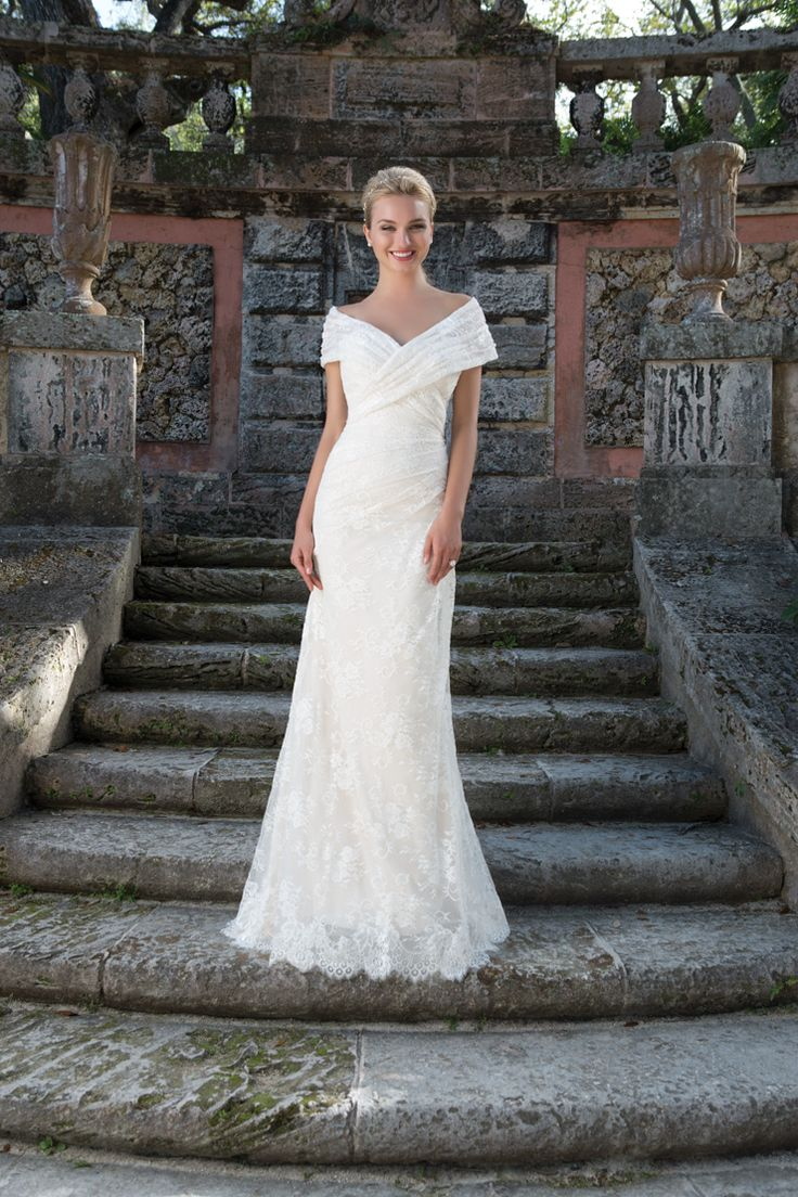 Sincerity Bridal Wedding Dress - Spring 2016 bridal collection   itakeyou.co.uk #weddingdress