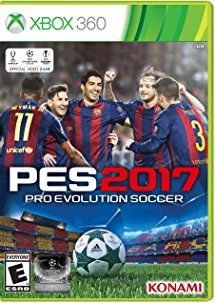 Pro Evolution Soccer 2017 - Xbox 360 Standard Edition  #ad