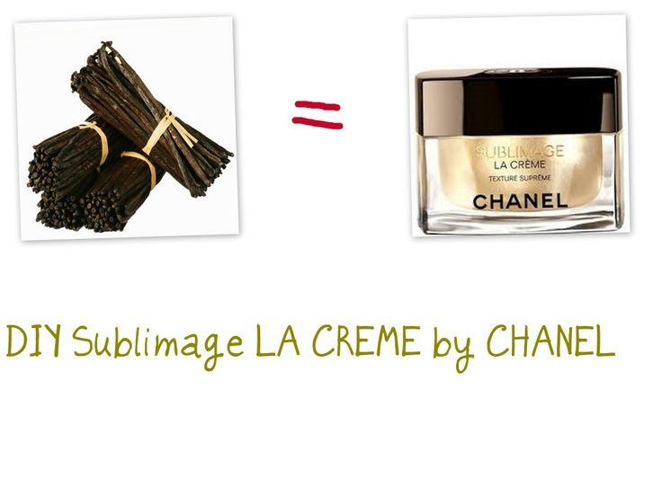 DIY Chanel Sublimage LA CREME day/night cream