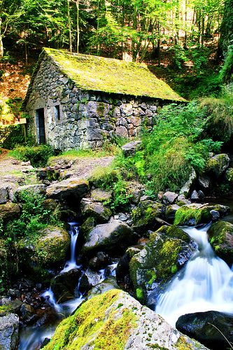 Moulin de Chambeuil - Auvergne - France