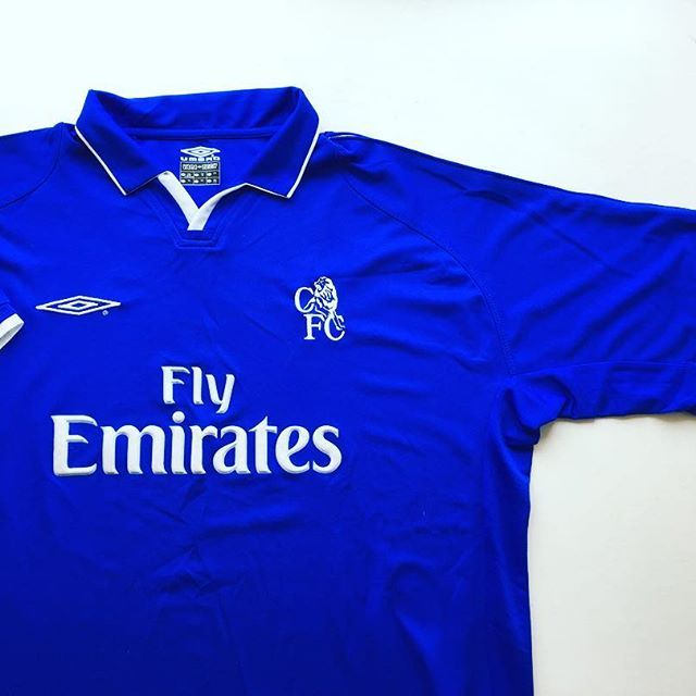 Chelsea home  01  chelsea  chelseafc  cfc  stamfordbridge  premierleague   premiership  umbro  umbrofootball  football  footballshirt  retro   retrofootball ... f60171f2b