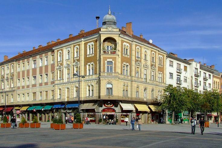 Szombathely - Fő-tér