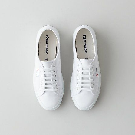 new style b79fc 07445 ... x Superga 2013 Summer Collection  Superga Cotu Classic Lace Up Mens Shoes  Steven Alan ...