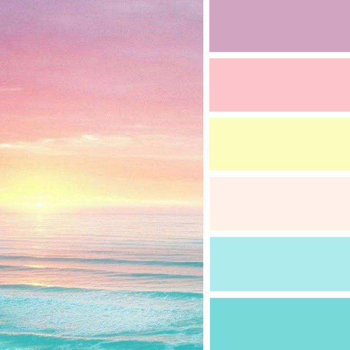 Pastel Color Palette
