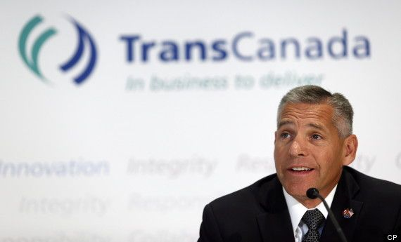 TransCanada Sued By Ontario First Nations Over Pipeline Process
