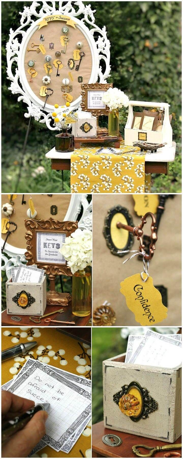 101 ideas for graduation parties that you have not seen at graduation parties