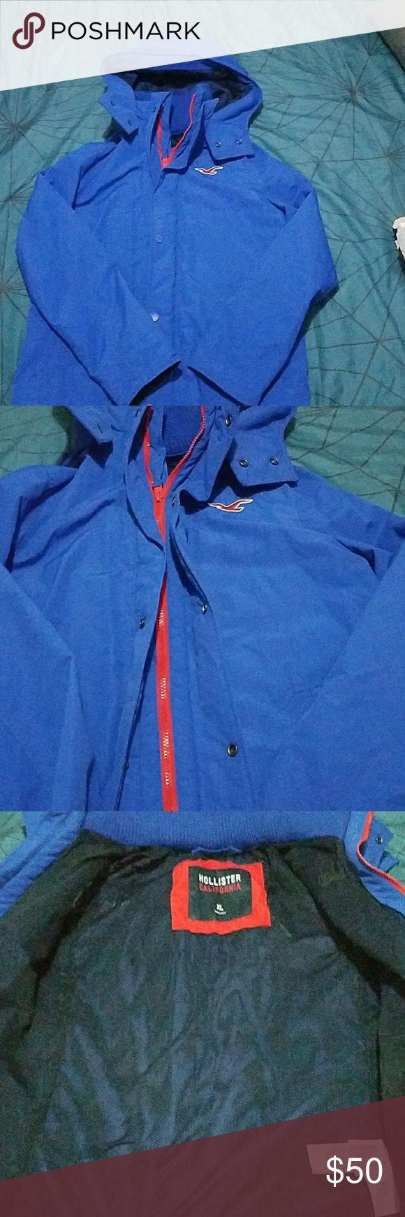 Hollister jacket Hollister jacket Hollister Jackets & Coats Lightweight & Shirt Jackets