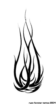 1000 ideas about Flame Tattoos on Pinterest | Fire Tattoo Tattoos ...