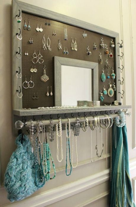 Para que siempre tengas organizados tus accesorios, toma nota de este tip orginal.
