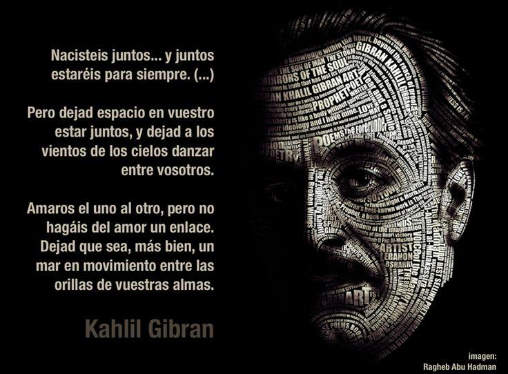 khalil gibran -
