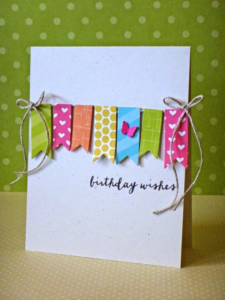 Banners were die cut using Avery Elle's Dotted Die Elle-ments and papers from the new Brights and Sorbet Collections.  The sentiment is from Red and Goldie....