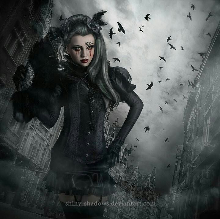 gothic art fantasy artwork - photo #2
