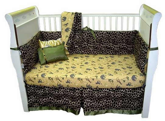 21 Best Images About Cheetah Print Baby Bedding On