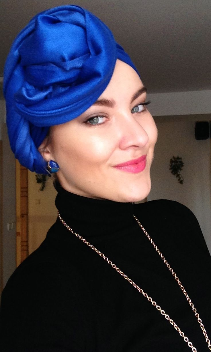 Some of my recent turban variations | October 13 | Czech