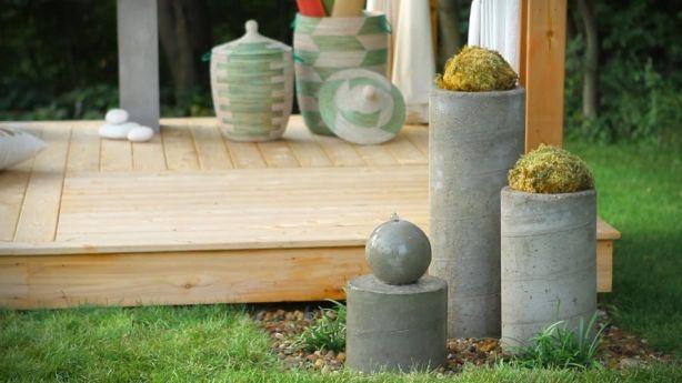 Cum să construiești o fântână arteziană pentru o grădină zen