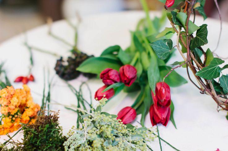 Art of bridal flowers — Miriam Callegari