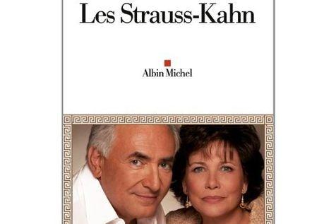 """""""Les Strauss-Kahn"""" brosse une sorte de tableau de mœurs» DSK et Anne Sinclair... Deux journalistes du «Monde» publient «les Strauss-Kahn» (Albin Michel), un récit-enquête sur l'histoire du couple. Raphaëlle Bacqué et Ariane Chemin ont répondu à vos questions."""