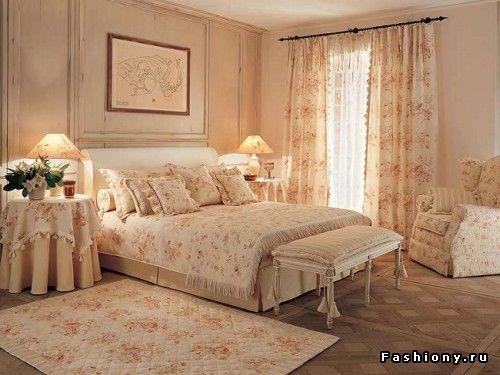 Стиль 'provence' в деталях и образах / интерьер гостиной в стиле прованс