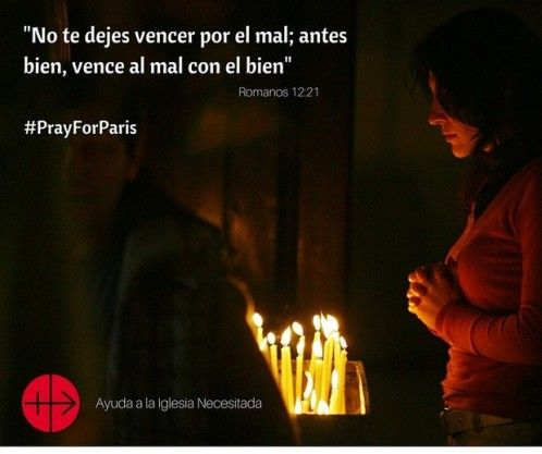 Enciende una vela por París