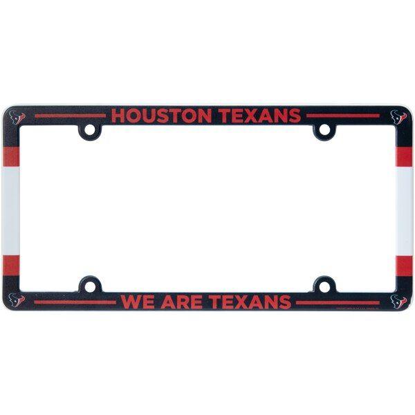 Team License Plate Frames