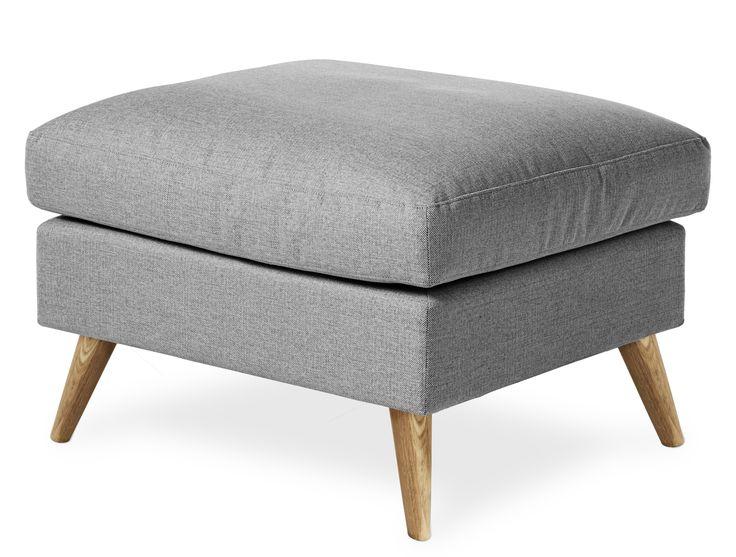 Madison är en byggbar soffserie i skandinavisk stil designad av Dan Ihreborn. Den har en mjuk och skön komfort som gör att du gärna dröjer dig kvar. Med Madison fotpall kan du förhöja komforten av din soffa och även få en extra sittplats. Madison är soffserien för dig som vill ha skandinavisk lyx med fantastisk komfort i ett trendigt formspråk.