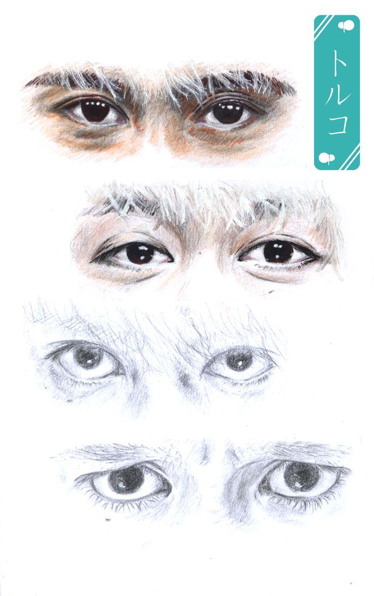 the eyes of my leader <3 #eyes #yamashita #toru #qtorukop #toruko_chan #qトルコp